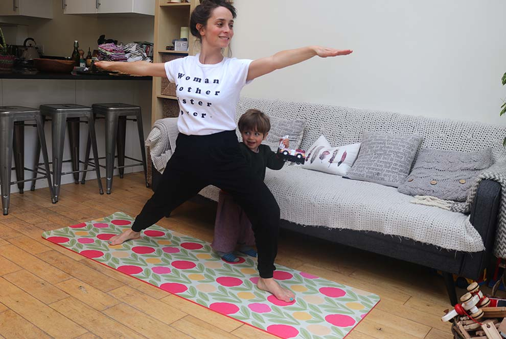 Mamalina How To Practice Yoga As A Mum Wellbeing Accessories