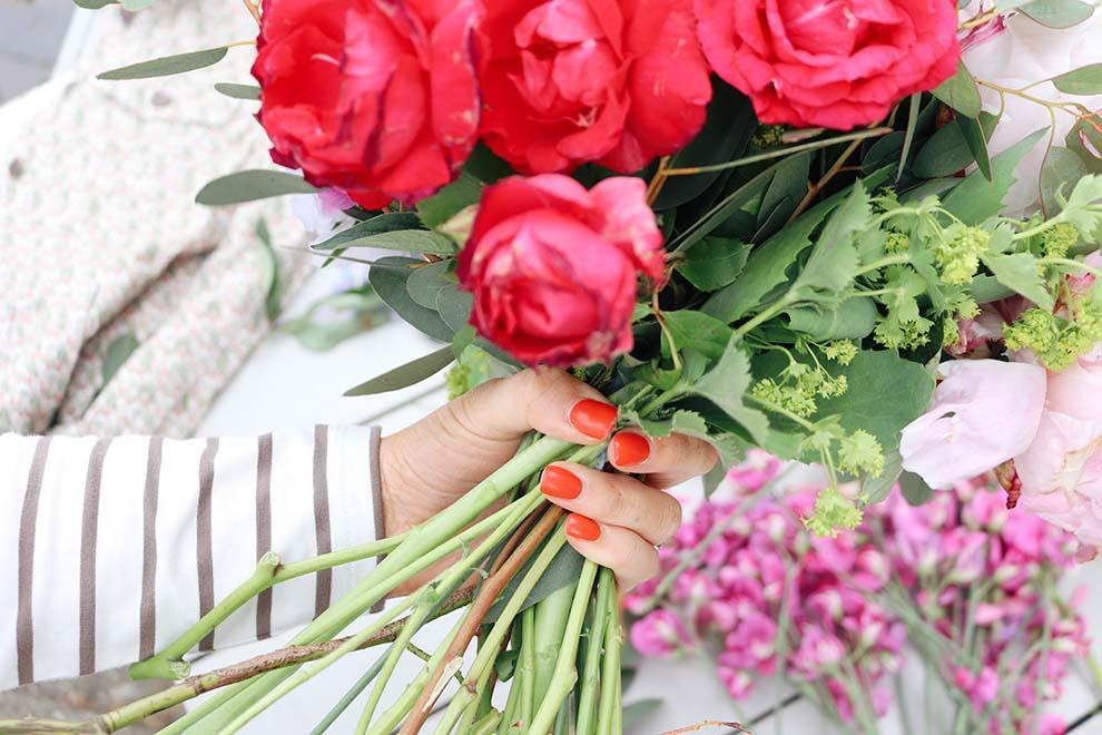 Brick Dust & Glitter The DIY Bouquet