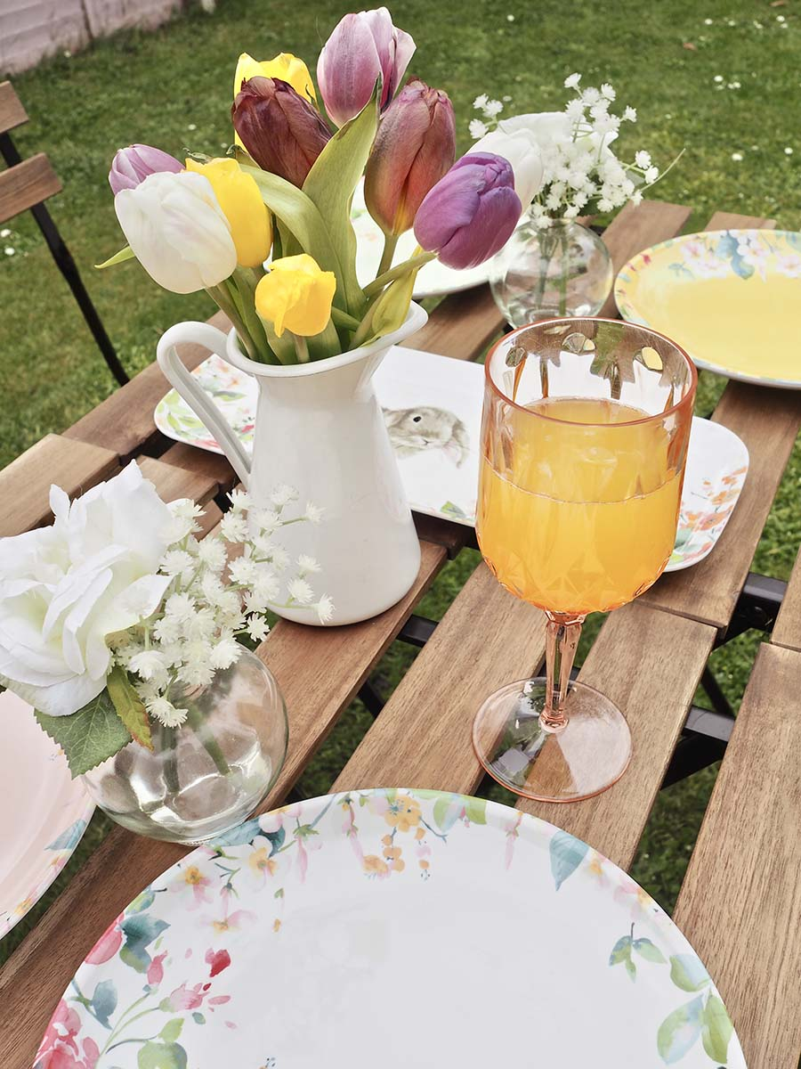 The Dainty Dress Diaries Summer Brunch In The Garden Fashion Accessories