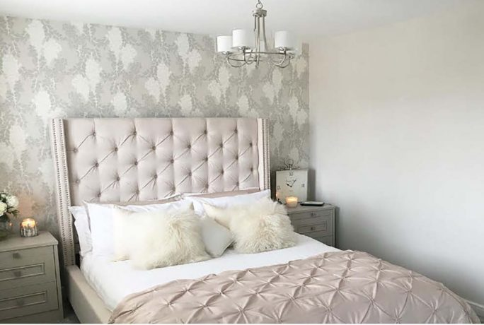 Home Ideology Lighting That Turns Your Bedroom Into A Glamorous Sanctuary Home & Fashion