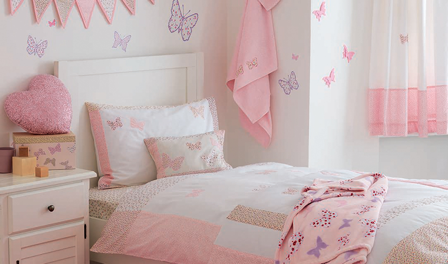 Pink Paradise Bedrooms For Children Home