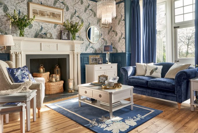 Excellent Ideas For Decorating With Blue Insider Tips