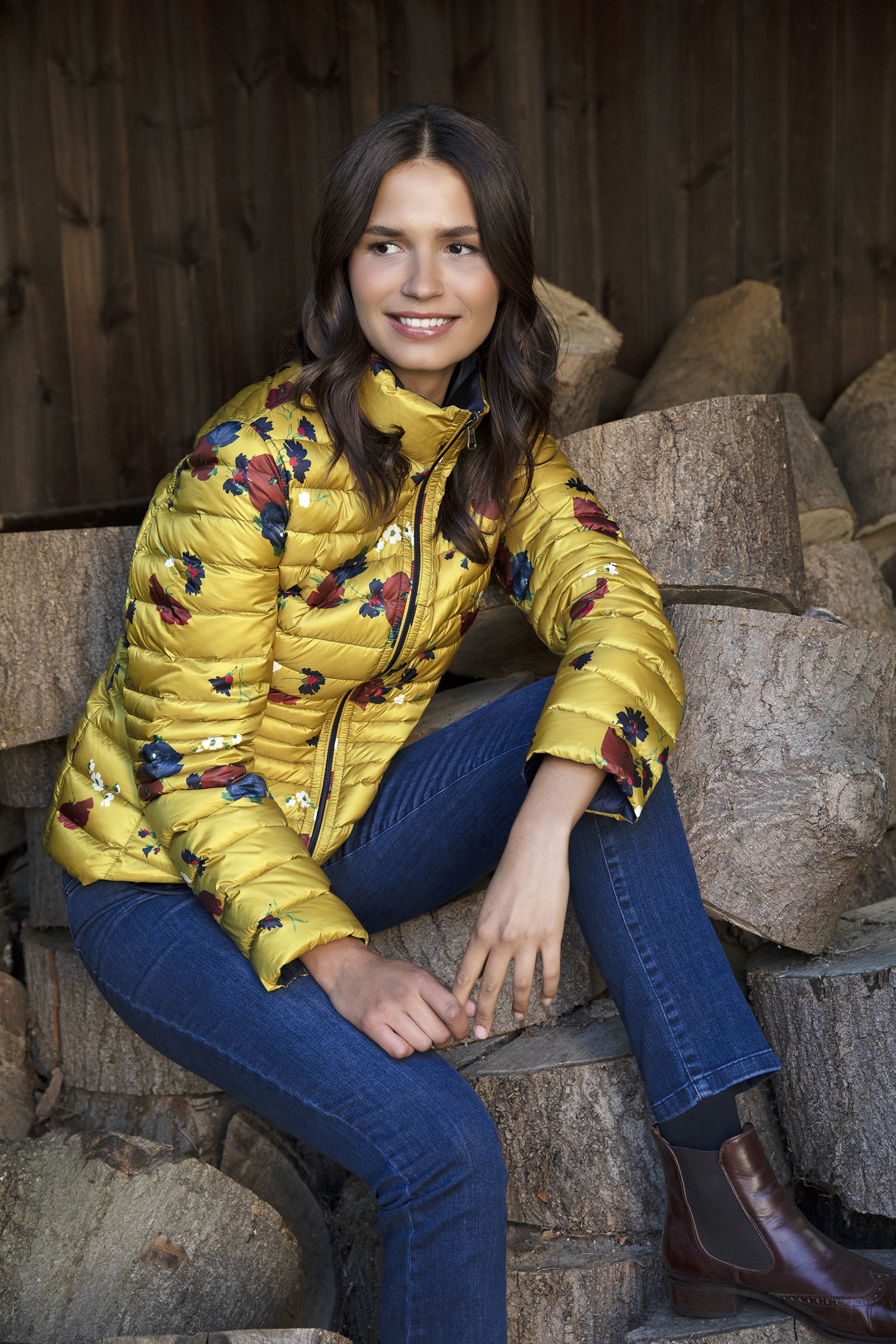 Autumn Walks Collection - The Reversible Coat
