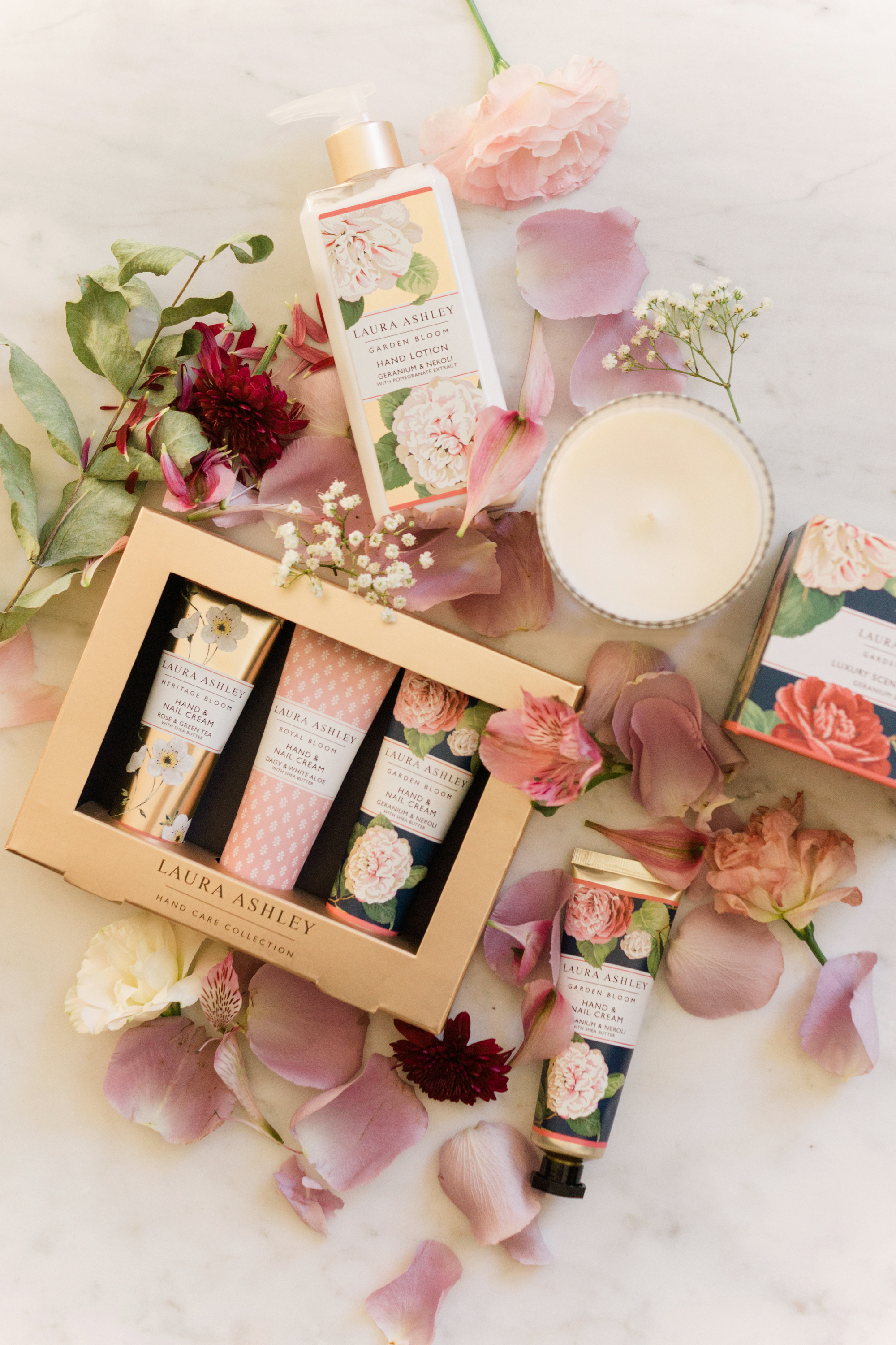 Laura Ashley Bloom Beauty Collection Christmas Gift Ideas for Beauty Lovers