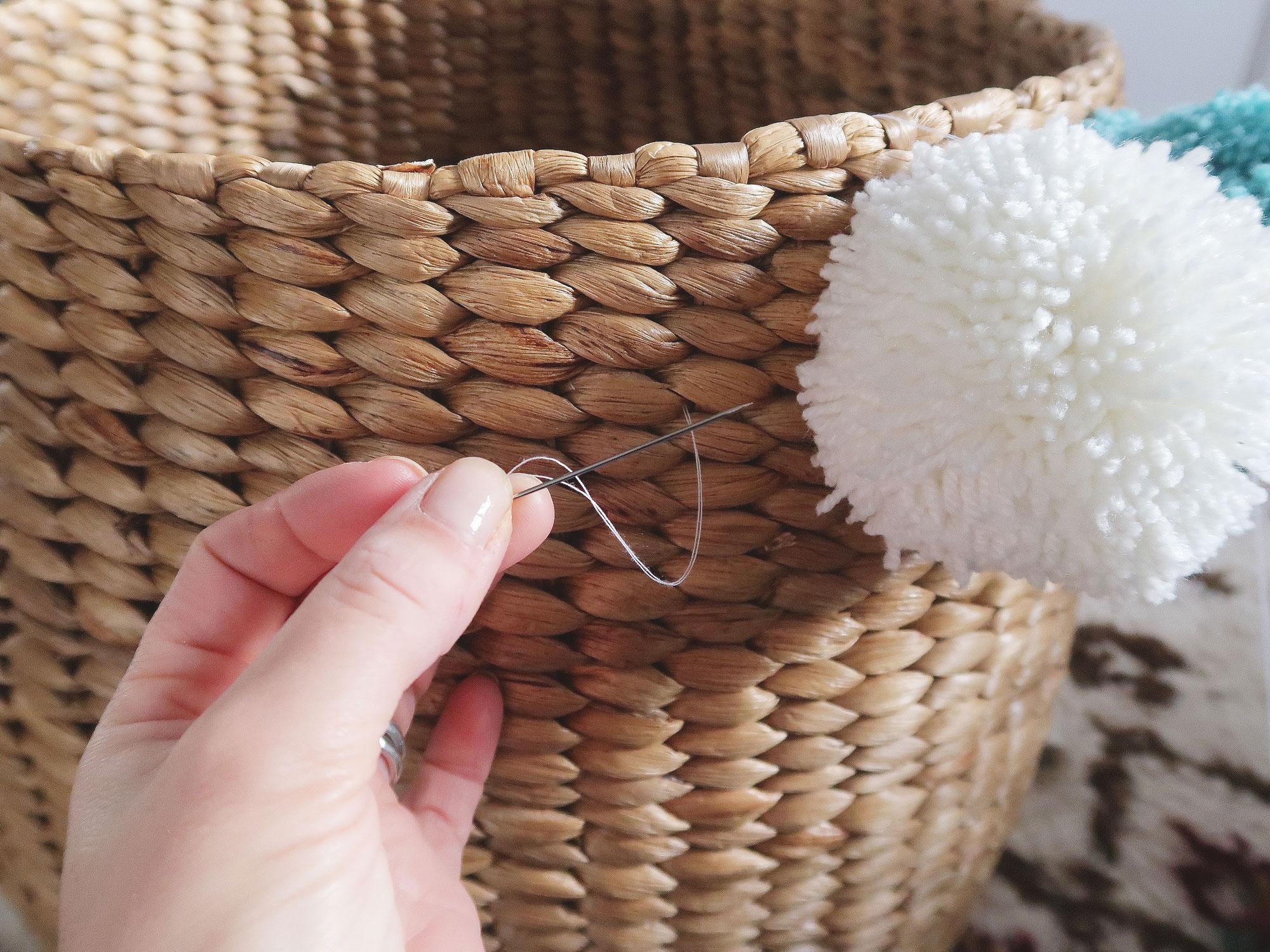 pom_pom_making_sewing_the_basket