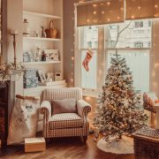How To Decorate A Family Home For Christmas