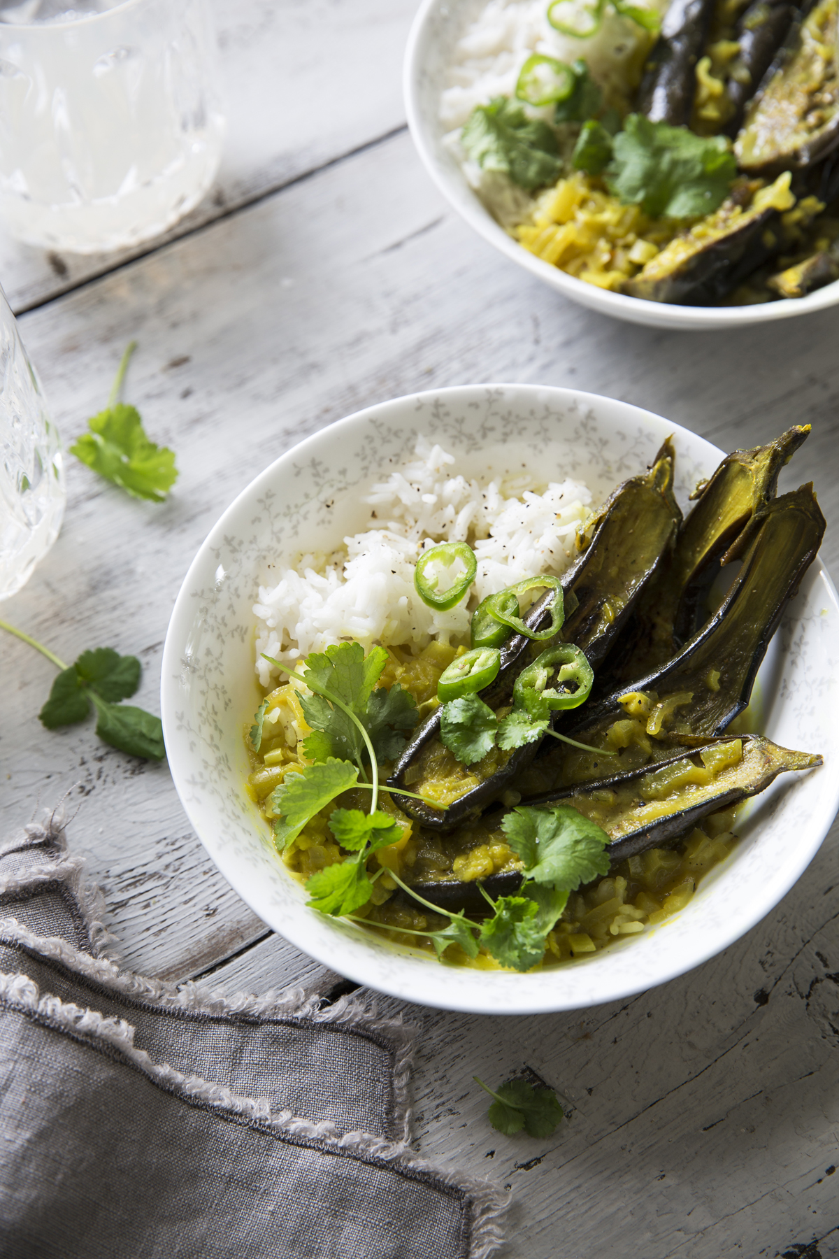 Seriously Delicious Aubergine Curry To Try Now