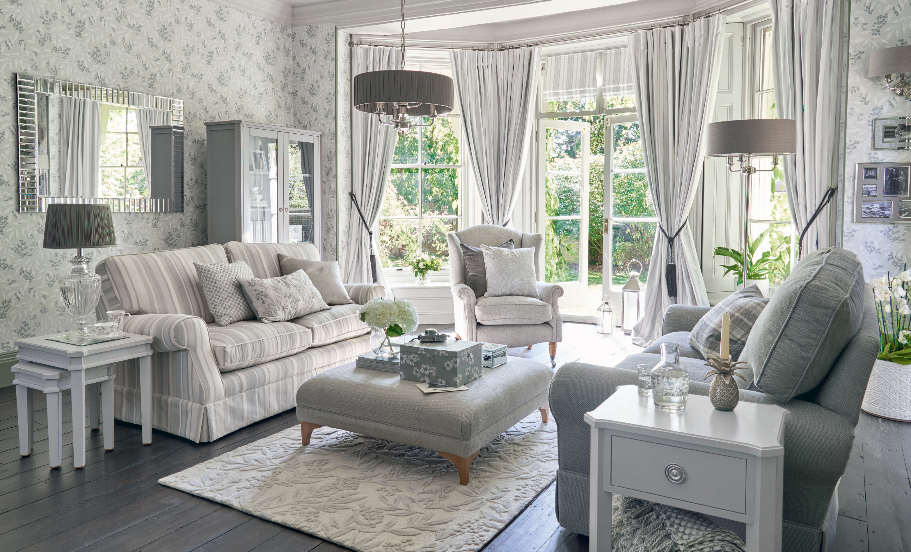 Why We're All in Love with Grey Interiors | Laura Ashley Blog