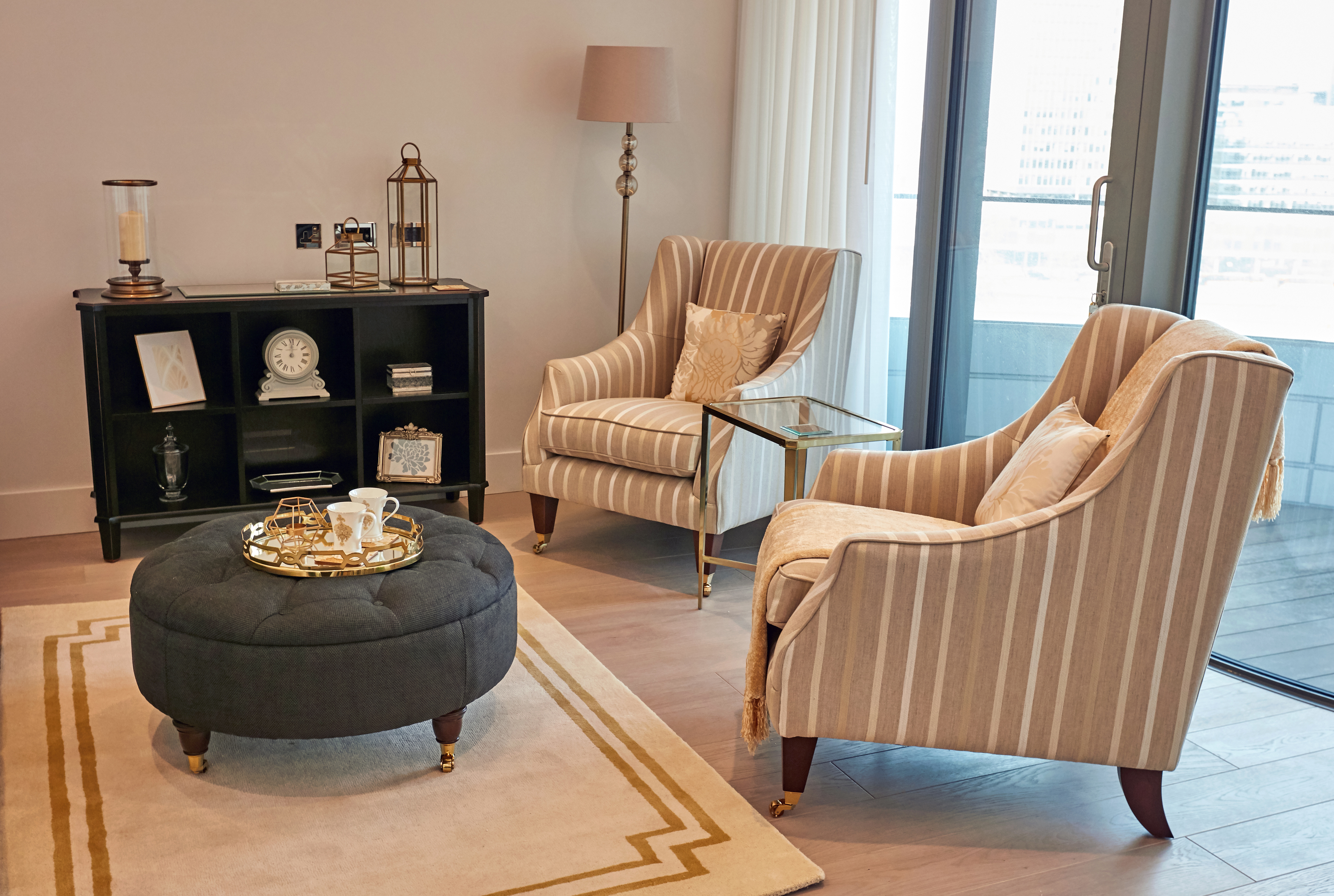 Design Service How To Decorate A New Build Apartment Laura Ashley