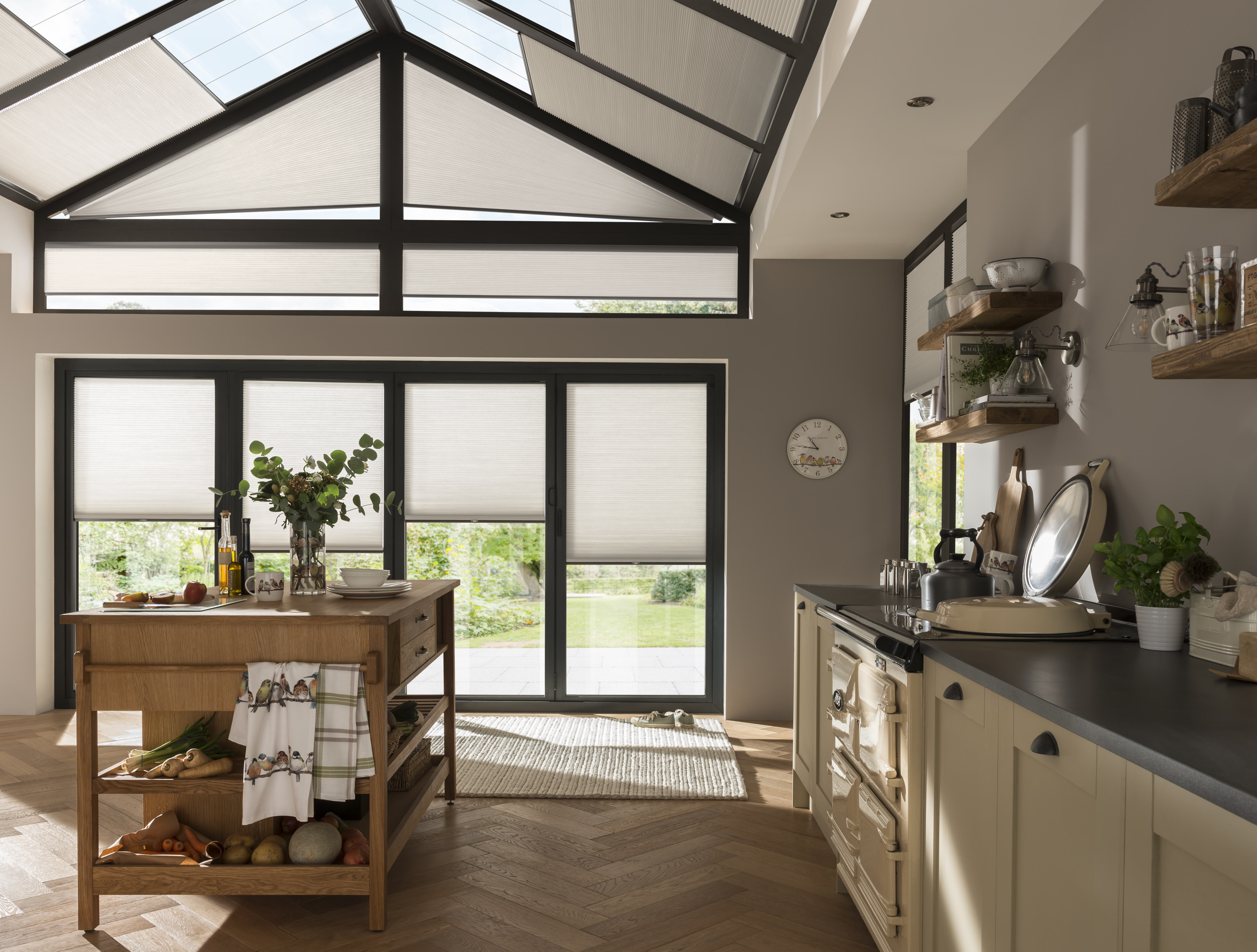Tips for matching your blinds in with your interiors