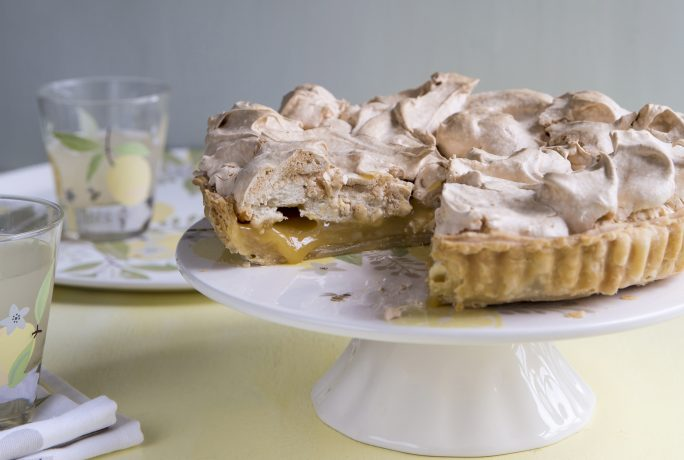 Scrumptious Lemon Meringue Pie Recipe