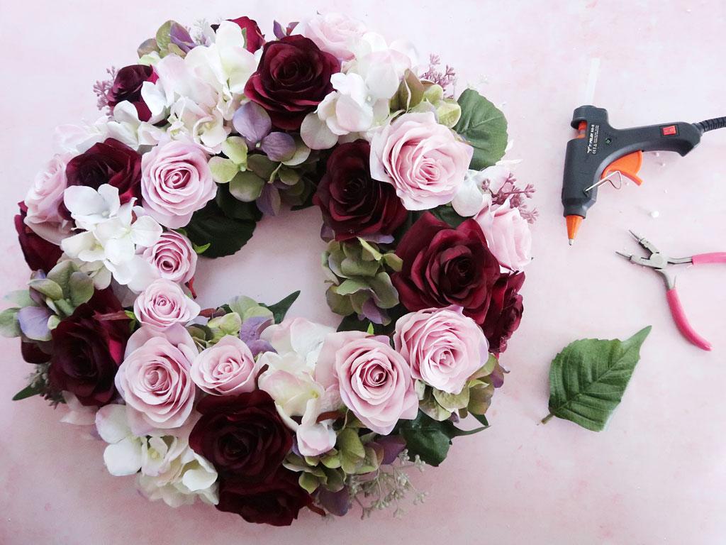 Make-a-Silk-Flower-Wreath-final