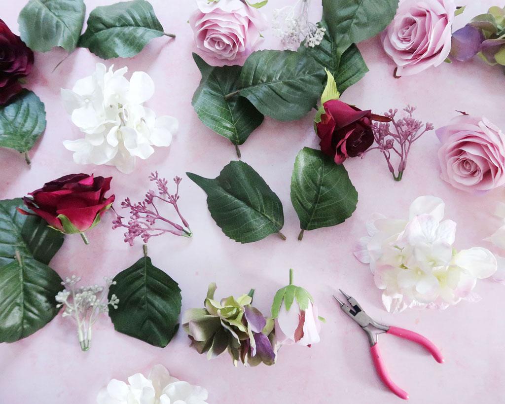 Make-a-Silk-Flower-Wreath-flat_lay_flowers