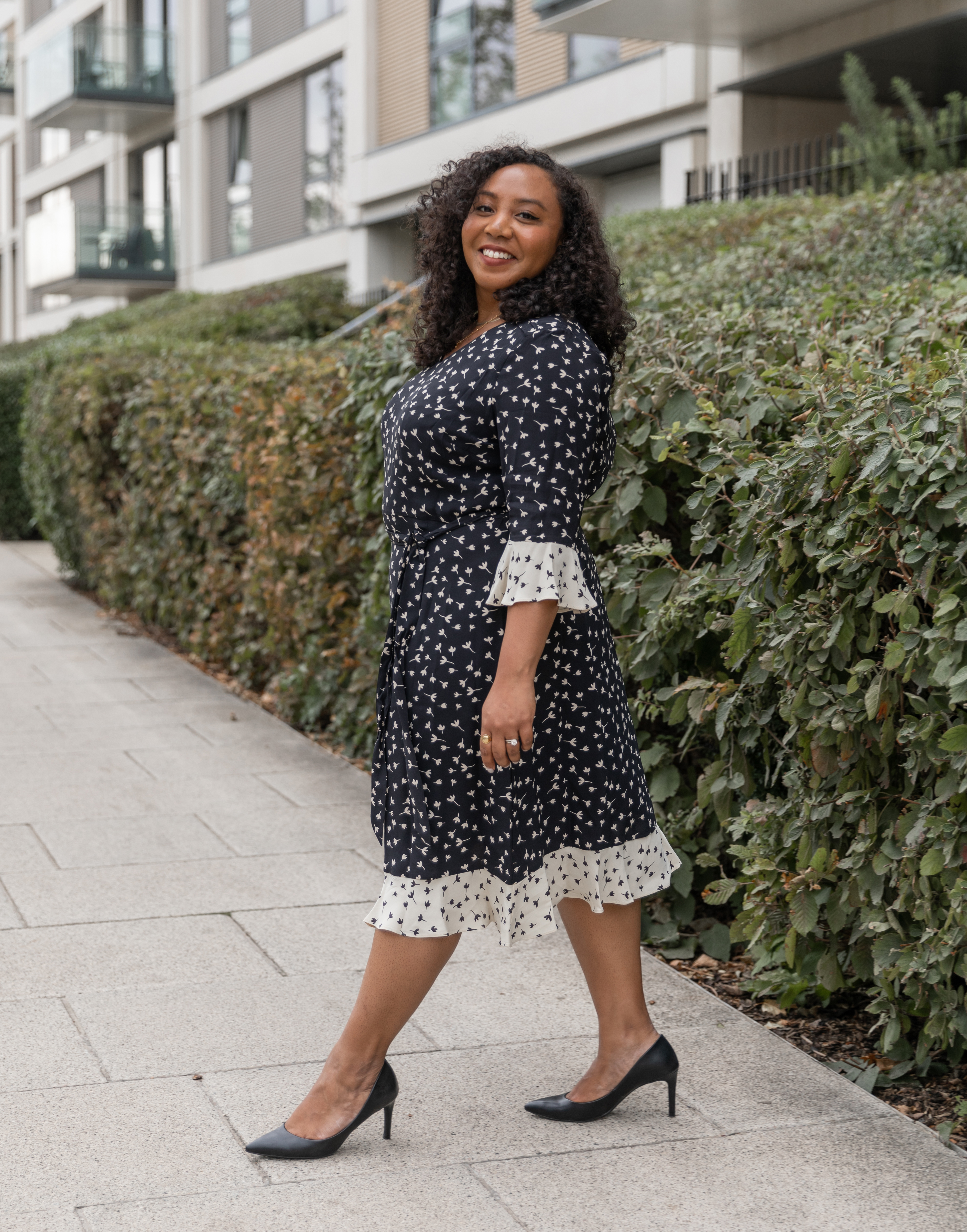 two classic Laura Ashley looks for Autumn