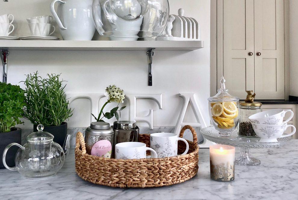 How to create your own breakfast tea bar