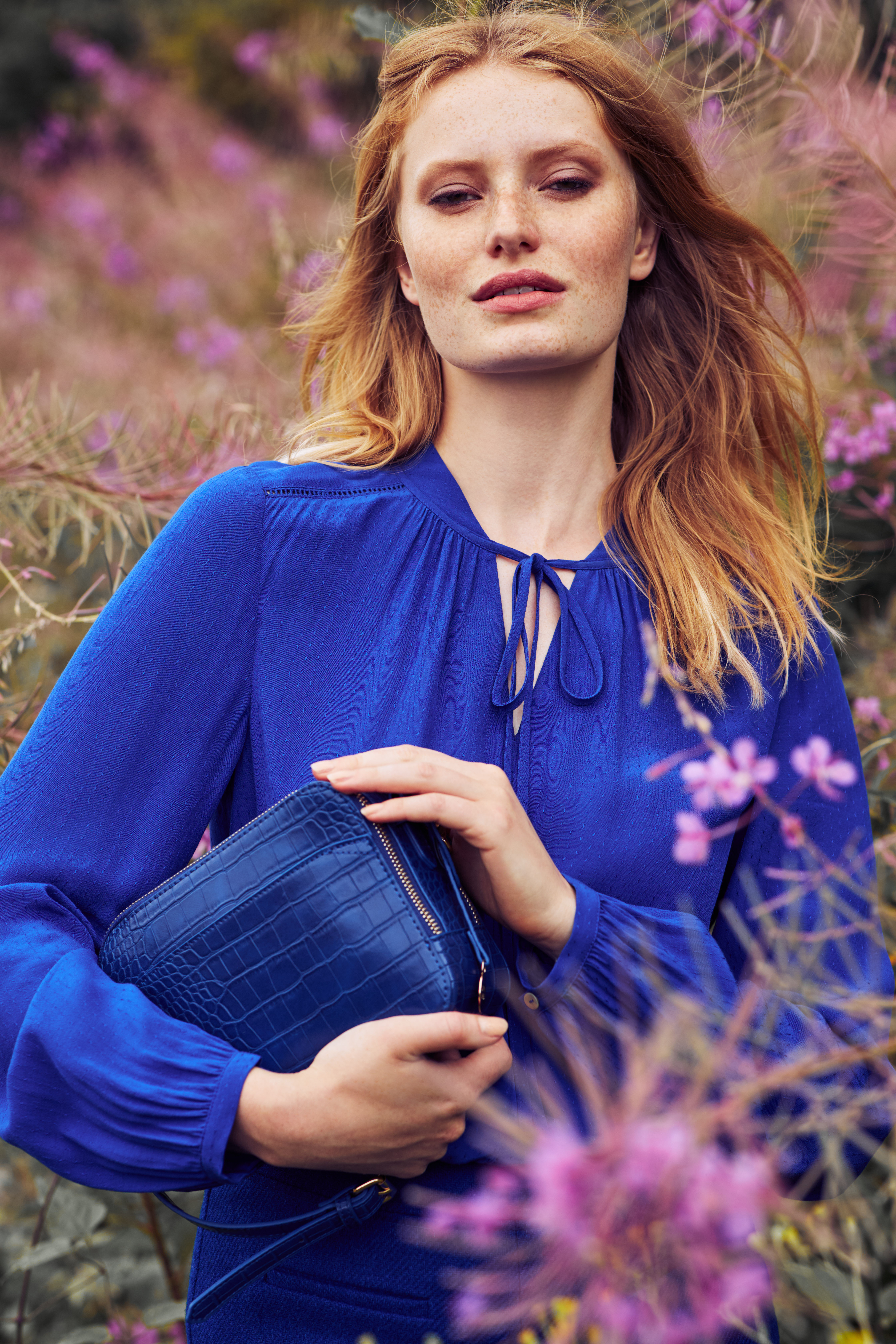 A guide to wearing Cobalt Blue