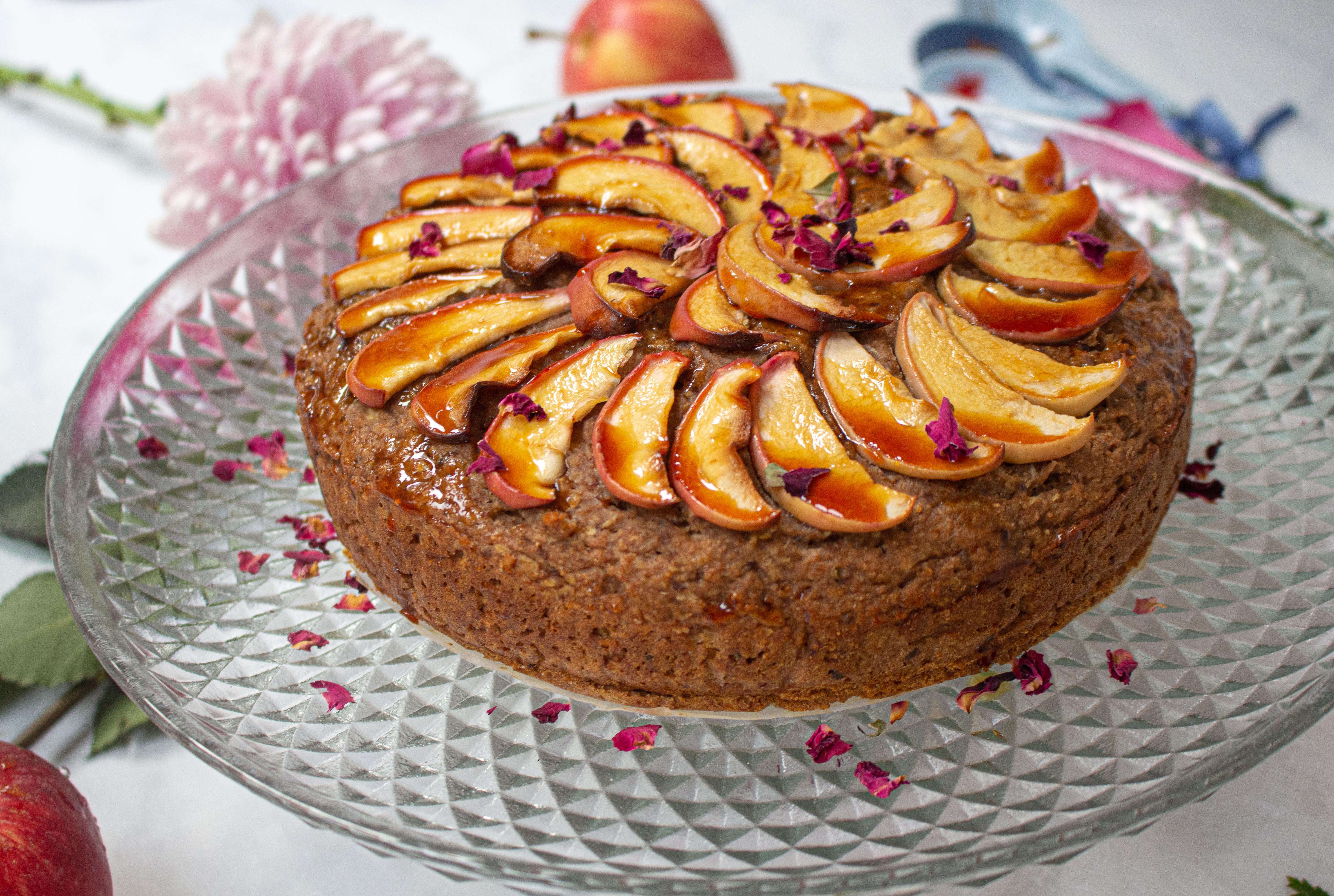 Spiced Apple Cake 1