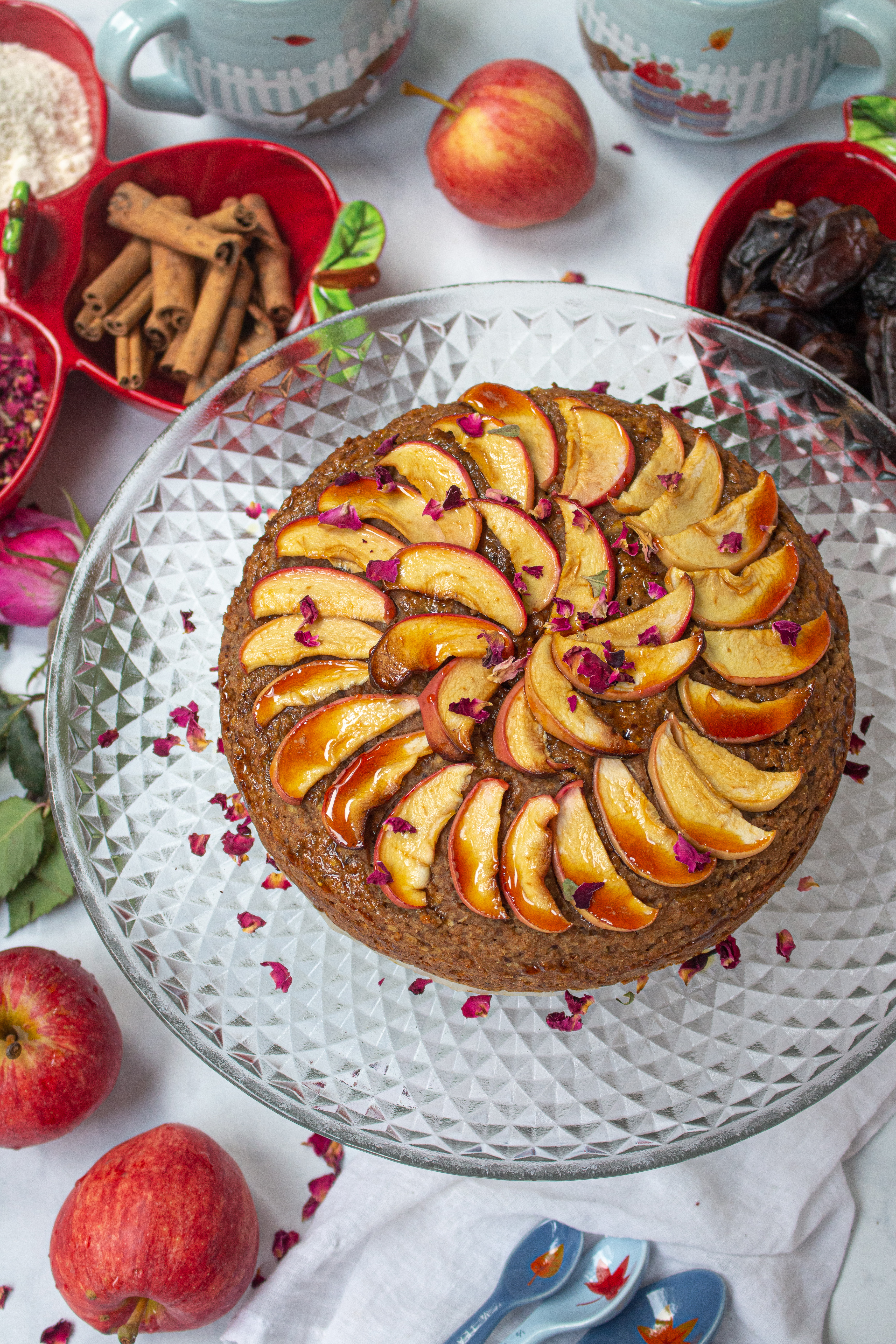 Spiced Apple Cake 5