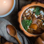 Delicious Autumn Pumpkin Curry