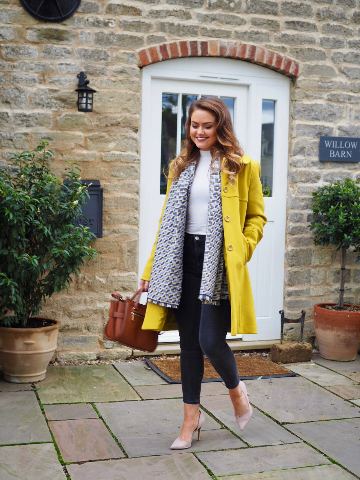 How to wear chartreuse this Autumn