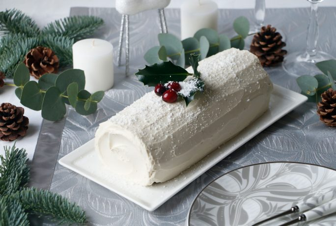 Festive Yule Log Recipe