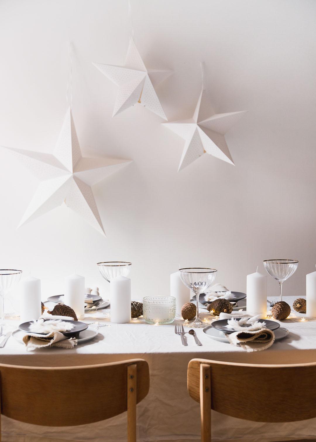 Laura Ashley Christmas Styled Table -12