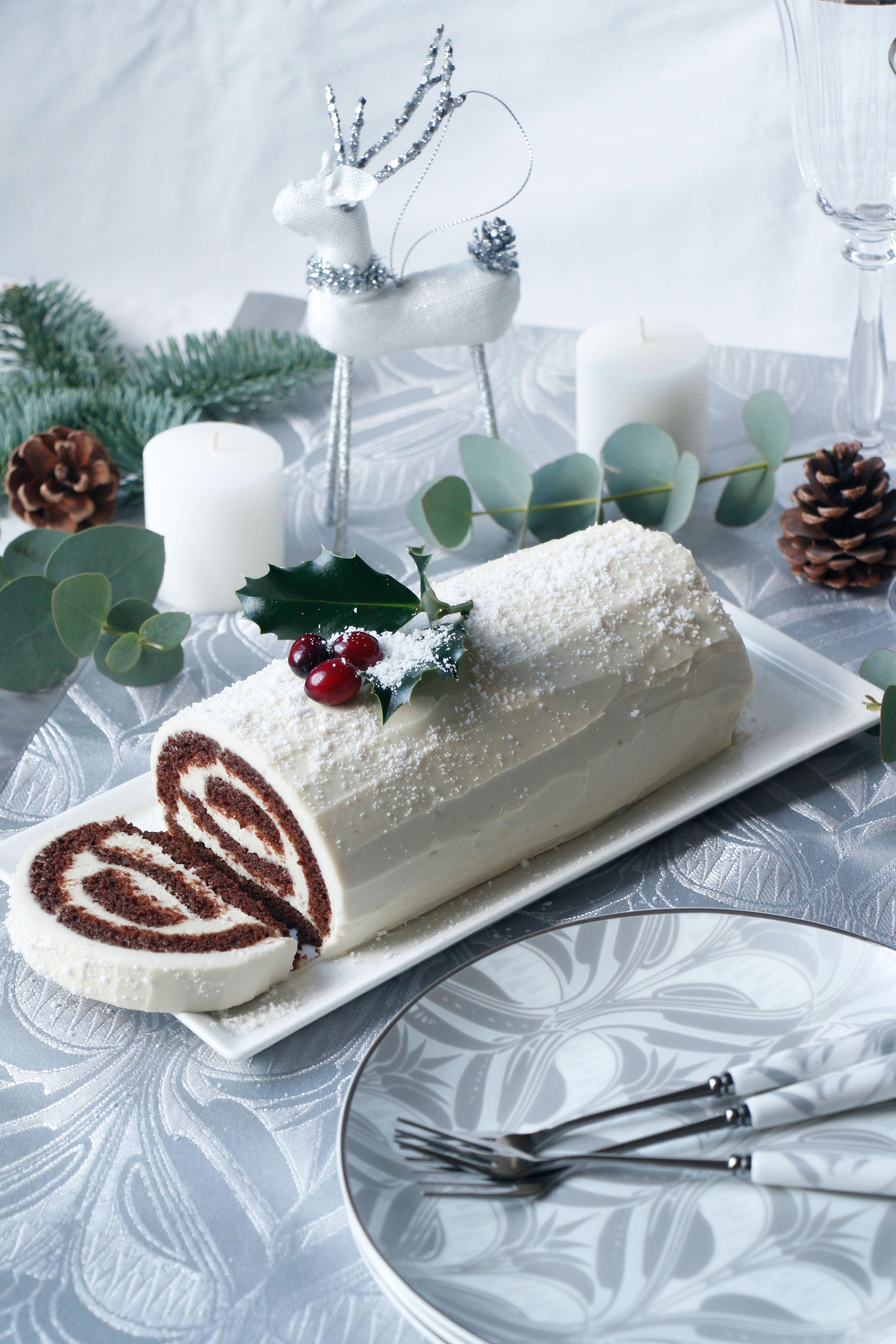 Festive Yule Log Recipe