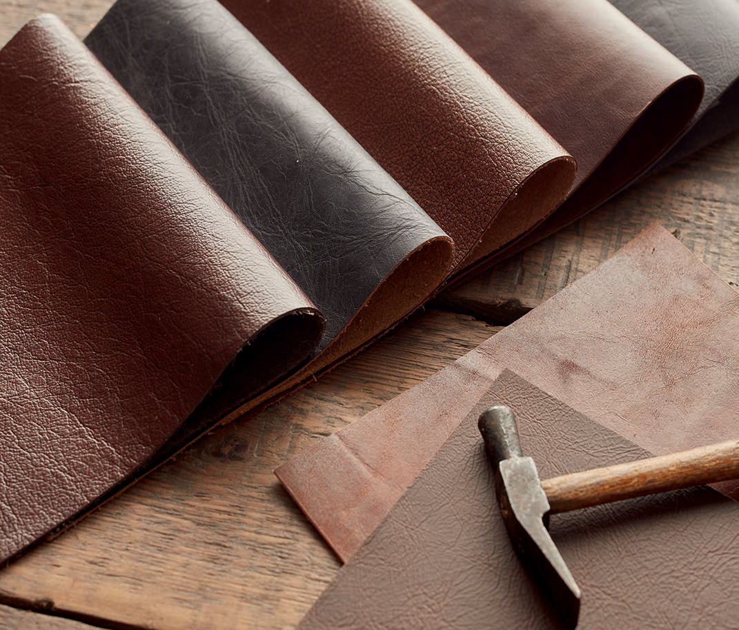 How to use leather furniture in your home