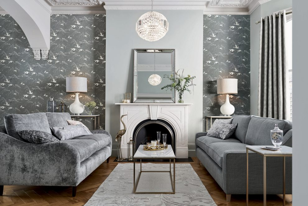 A guide to using Greys and silvers in your interior