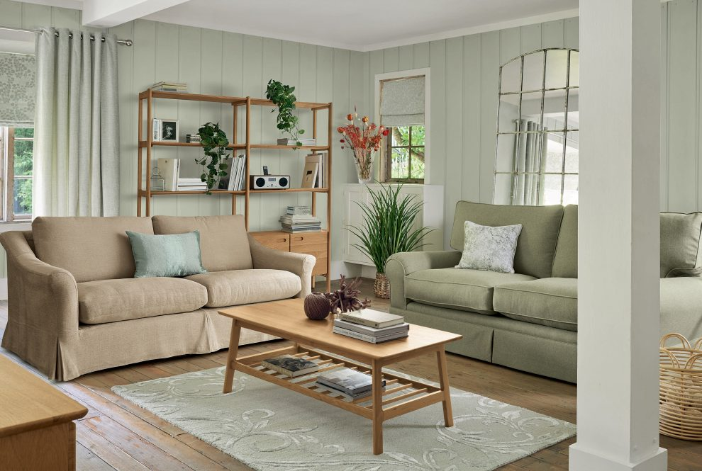 Our guide to: Using sage green in your home